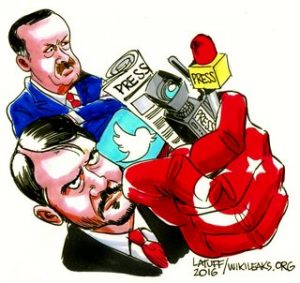 """Wikileaks Take on Turkey"""